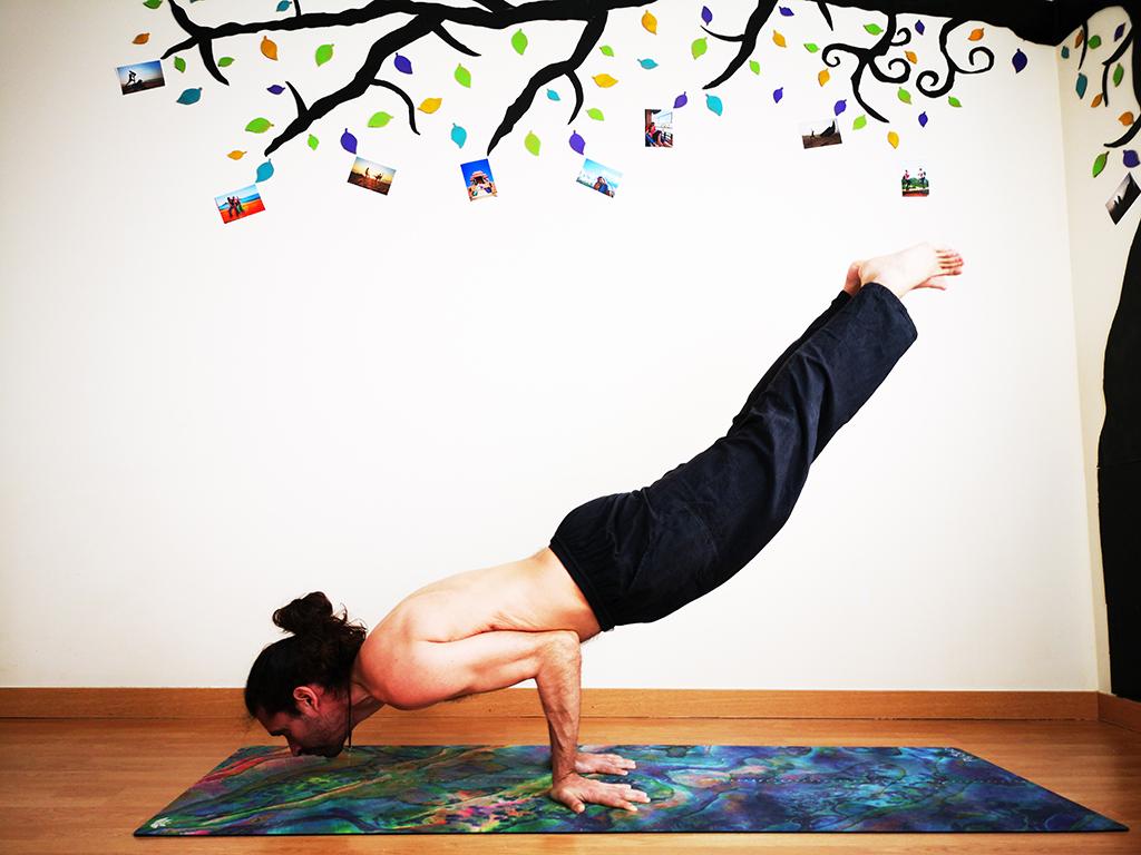 Clases de Yoga online 29 Euros/mes